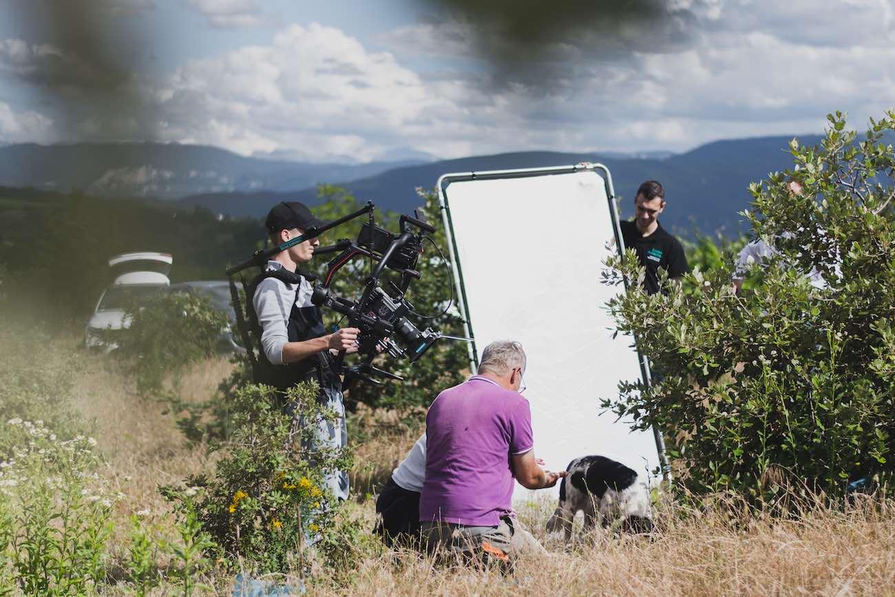 société production audiovisuelle rhône-alpes